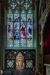 Every Picture Tells A Story (billmclaugh) Tags: panorama church photoshop canon catholic cathedral kentucky basilica gothic shift stainedglass hdr highdynamicrange lightroom covington photomatix stmaryscathedralbasilicaoftheassumption vertorama 17mmtse 5dmiii