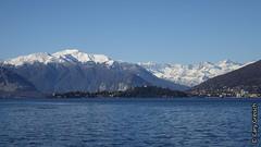 Vue sur le Lago Maggiore depuis Laveno (Italia) (2013-12-30 -01) (Cary Greisch) Tags: italy ita lombardia lagomaggiore laveno scalo carygreisch