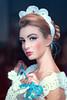 Bad Bride (Alexandru Matei) Tags: blue red portrait girl photography bad lips portret retouch geo rea brasov fata rou matei fillet alexandru roumania albastru rosii buze cordeluta mapbv mireasabride