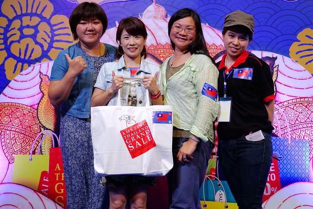 【泰國,曼谷】2015泰國購物節(Amazing Thalland Grand Sale 2015) 好逛好買,還能參加價值三百萬泰銖的「環遊泰國365天」旅遊大獎抽獎活動。