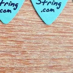 #PickandString #ร้านกีต้าร์ #กีต้าร์ไฟฟ้า #กีต้าร์โปร่ง #bangkok #thailand #custompicks #guitars #guitarpicks #fender #gibson #epiphone #squier #ibanez #vox #korg #tcelecteonic
