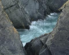 Hartland Rock Abstract (Russ Barnes Photography) Tags: sea beach coast nikon jurassic nikkor70200mmf4 russbarnes d800e