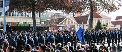145 - Policiers en rang