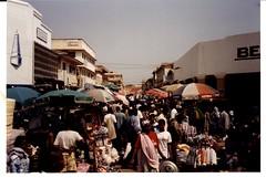 Market, Kumasi
