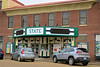 State Theatre, McComb, MS (Robby Virus) Tags: mccomb mississippi ms state theatre theater entrance facade marquee box office fundraising sign fundraiser
