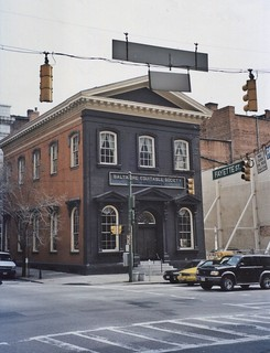 Baltimore Maryland  ~ Baltimore Equitable Insurance  aka  Baltimore Equitable Society Fire Insurance ~ Now a Restaurant