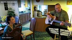 My Performance on Relative Race (Kevin Borland) Tags: kenansville florida relativerace kevinborland musician waitingforthetrain poughkeepsielineromance guitar acousticguitar
