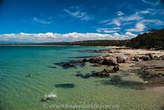 Mermaid's Pool Bridport (Cardesson) Tags: beach summer sun sea bridport justpentax pentaxk10d pentaxart