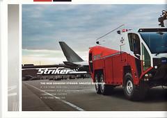 Oshkosh Striker (adelaidefire) Tags: oshkosh striker cfs crash fire rescue arff aircraft fighting