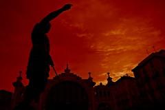 César Augusto-Caesar Augustus (portalealba) Tags: zaragoza aragon españa spain sunset portalealba pentax pentaxk50 1001nights 1001nightsmagiccity