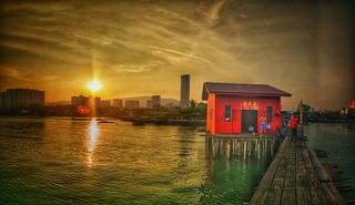 Tan Jetty Sunset (George Town, Penang)