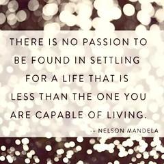 Inspirational Quotes by Nelson Mandela (TheBestLoveQuotes) Tags: nelson mandela