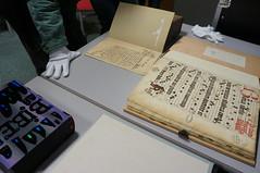 museumsnacht2013 (06) (sbchemnitz) Tags: digitale bibliothek museumsnacht chemnitz stadtbibliothek schatzkammer chemnitzer handschriften