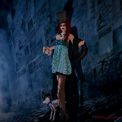 Terror in the night ... (Alethia Bonham) Tags: ezura