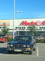 Jaguar 2 8 XJ6 1970 (CarSpottingSweden) Tags: jaguar 1970 70 flickrandroidapp:filter=none
