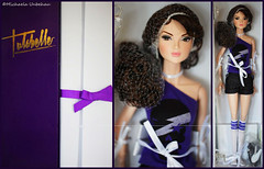 Tulabelle Violett Femme (summer-sun) Tags: jason fashion deutschland doll femme 16 wu royalty violett summersun tulabelle