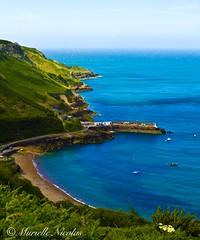 IMG_4283 Bouley Bay ( MissChief Photography ) Tags: blue sea seascape landscape postcard jersey lovely bouleybay mygearandme mygearandmepremium mygearandmebronze mygearandmesilver mygearandmegold
