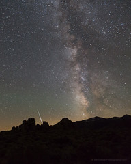 Alpha Capricornid Meteor (Jeff Sullivan (www.JeffSullivanPhotography.com)) Tags: easternsierra milkyway night timelapse photography california usa landscape nature canon 5dmarkiii photo copyright july 2013 jeffsullivan alpha capricornid meteor shower astronomy astrophotography astrometrydotnet:id=supernova159 astrometrydotnet:status=solved visitcalifornia visitca visitmonocounty travel visiteasternsierra blm bureauoflandmanagement conservation lands bodiehills conservationlands15 airglow