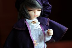 Little Lord Fauntleroy (SareJolim) Tags: bisou littlefee
