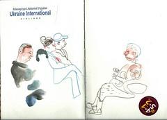 bcn02 (marin71) Tags: sketch drawing symposium urbansketchers bcn13usk