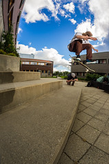 Ingve Ottersen, fakie bs heelflip (Adrianborge) Tags: norway photography skateboarding sony skate skateboard bod nordland