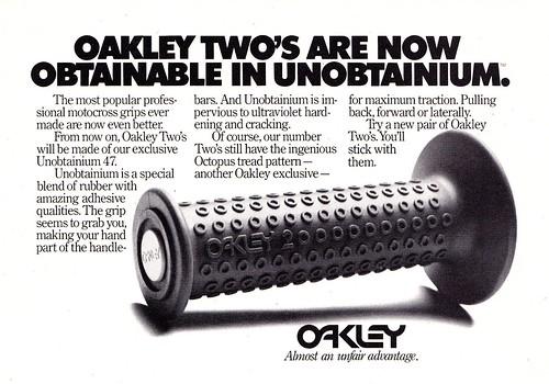 oakley motocross grips