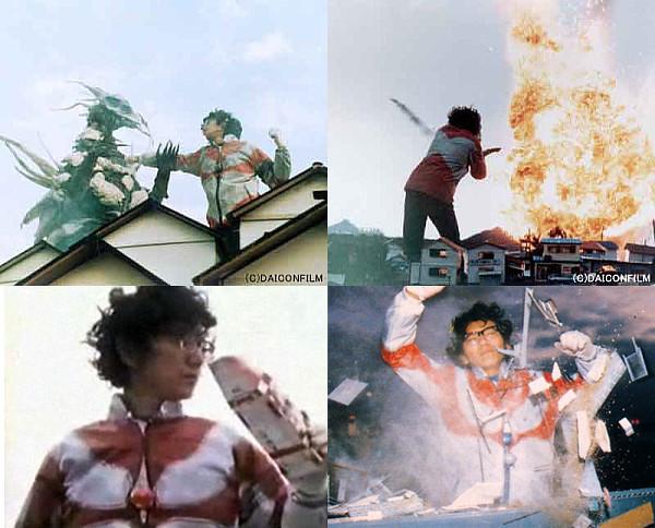 福音戰士迷必備收藏!円谷製作50週年 DAICON FILM 版「歸來的超人力霸王」