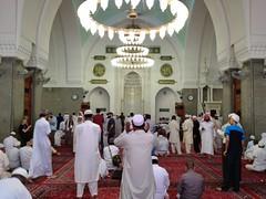 Masjid Quba, Madina (portable_soul) Tags: muslim islam pray praying mosque allah moslem shalat musholla baitullah