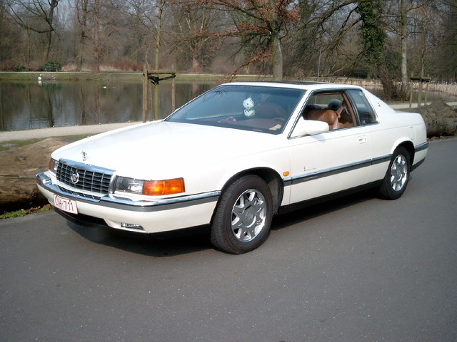 cadillac eldorado 1992 v8meetings