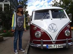 VW Samba Bus (mgummert) Tags: vw bully miriam vwbus beutelsbach
