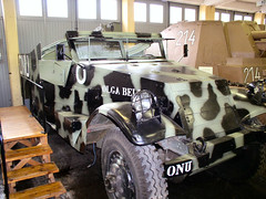 """M3 White Scout Car (1) • <a style=""""font-size:0.8em;"""" href=""""http://www.flickr.com/photos/81723459@N04/9937183875/"""" target=""""_blank"""">View on Flickr</a>"""