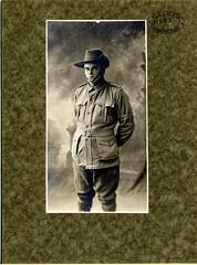 "Number 685 ROBINSON, Edgar Lewis (State Records SA) Tags: portrait blackandwhite records sepia soldier army war uniform military south wwi great australian australia worldwari imperial worldwarone historical salisbury sa ww1 greatwar southaustralia robinson anzac regiment aif ""the portrait"" thegreatwar ""world ""south kelmscott ""great one"" 19141918 war"" australianimperialforces ""state ""historical southaustralian australia"" australianimperialforce records"" srsa historicalportrait sa"" staterecords grg2654 staterecordsofsouthaustralia 27thbattalion staterecordsofsa edgarlewisrobinson edgarrobinson"