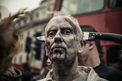 World Zombie Day London 2013 (inhiu) Tags: world uk england london nikon zombie d800 2013 inhiu