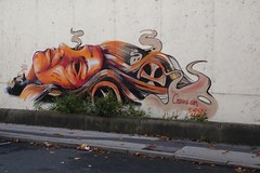 CBLOXX_Black Rose (tombomb20) Tags: street streetart black art rose temple graffiti paint leeds spray works graff holbeck 2013 tombomb20 cbloxx