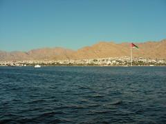 El Golfo de Aqaba. Aqaba. Jordania (escandio) Tags: aqaba 2007 jordania marrojo