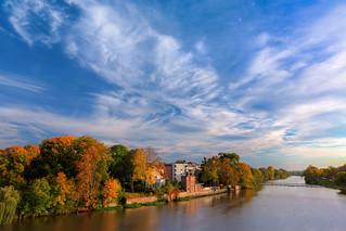 kassel fulda autumn