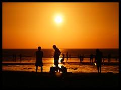 Sunset (smadalin2012) Tags: sunset film beach zeiss kodak hsinchu taiwan contax scanned e100vs sonnar carlzeiss contax645 2104 210mm