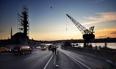 Haliç and Sokollu (NATIONAL SUGRAPHIC) Tags: life street bridges sunsets sokak yaşam haliç köprüler sokollumehmetpasha unkapanıköprüsü sokollumehmetpaşa sokollumehmetpashamosque sokollumehmetpaşacami günbatımları unkapanıbridge haliçtersaneleri haliçshipyards