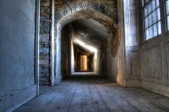 Derelict Mansion (adam_brooks) Tags: mansion derelict hdr thephotographyblog