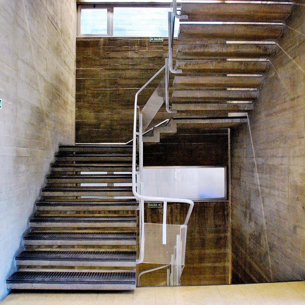The world 39 s most recently posted photos of arquitectura - Escaleras de hormigon ...