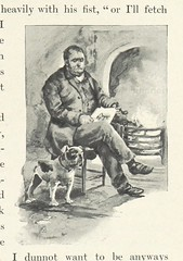 """British Library digitised image from page 75 of """"In a North Country Village"""""""