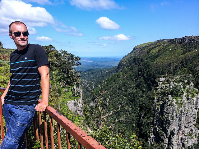 Mike, The Pinnacle Rock, Graskop, South Africa