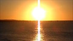 Por-do-Sol em Fortaleza Ceará Brasil 21.07.2013 (Benevaldo Lima) Tags: ocean sunset brazil praia beach brasil de mar atlantic fortaleza ceará aterro iracema