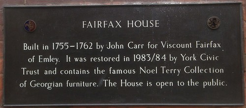 [18225] York : Fairfax House