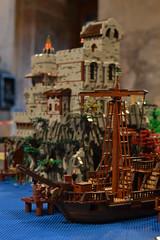 Diorama Castle 08