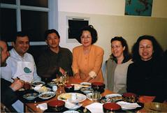 Cucina con Reiko