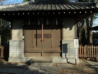 調神社の金毘羅神社