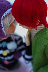 May I kiss you? (Rosaki_Massiro) Tags: cheshire valeri soom fairyland minifee dollzone notmydoll