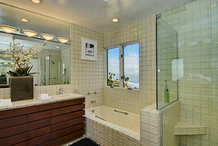 29 Master Bathroom (Nick  Carlson) Tags: california homes architecture losangeles pacificpalisades realestatephotography nickcarlson truelifeimages