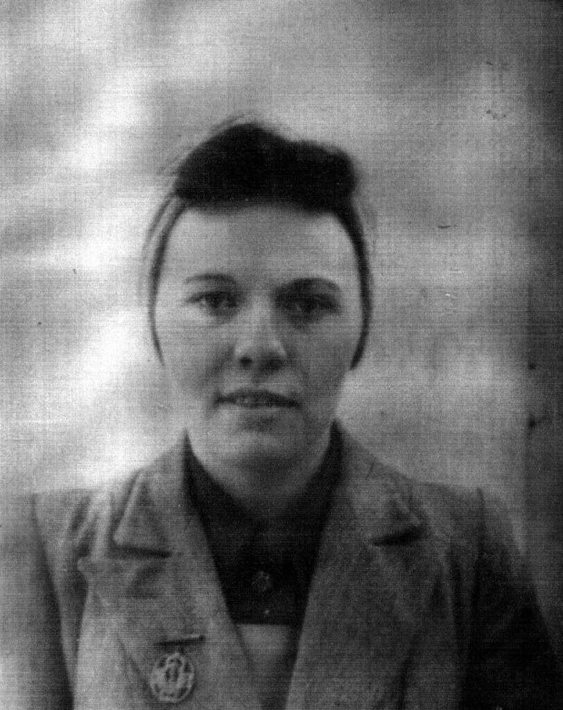 Irene Wood Newcastle on Tyne 1940s